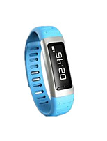 Blue U9 Bluetooth Smart Bracelet