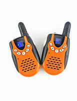 3651 par de mini walkie-talkie UHF casal recarregável família exterior turismo equipe pode optar por usar.