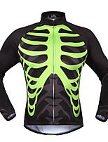 Sportif® Pantalons de Cyclisme Femme Manches longues Garder au chaud / Pare-vent / Résistant à la poussière / Confortable VéloEnsemble de