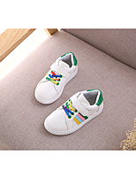 Women's Flats Spring Summer Fall Winter Mary Jane PU Outdoor Flat Heel Others Green Red Others