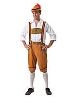 Costumes More Costumes Halloween White / Fuschia Patchwork Terylene Top / Pants / More Accessories