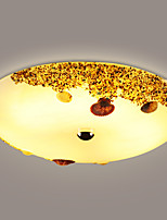 BOXIMIYA The Mediterranean Children Bedroom Shell Section Become Light Absorb Dome Light 40 Cm in Diameter
