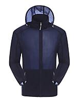 Wandern Oberteile Unisex Atmungsaktiv / Komfortabel / Sonnenschutz Frühling / Sommer / Herbst Polyester Grün L / XL / XXL / XXXLCamping &