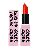Lipstick Matte Cream Long Lasting / Natural Red 1 KKXX 808#