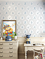 Modern 3D Embossed Warm Mural Kids Wallpaper For Bedroom Wallpapers