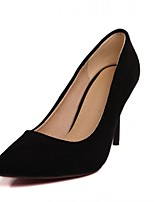 Women's Heels Spring / Summer / Fall / Winter Heels / Basic Pump / Comfort  / Pointed ToeSyntheticMaterials