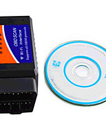 ELM327 OBD2 Detector Supports Ipad PCe Diagnostic