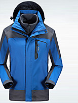 Hiking Softshell Jacket Unisex Breathable  / Windproof / Ultraviolet Resistant / Wearable / Sweat-wicking