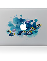Underwater World Decorative Skin Sticker for MacBook Air/Pro/Pro with Retina