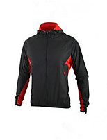 Sports Cycling Jacket Men's Long Sleeve Bike Thermal / Warm / Comfortable Tops Terylene Classic Fall/AutumnExercise & Fitness /