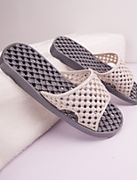 Unisex Slippers & Flip-Flops Spring / Summer / Fall / Winter Comfort PVC Casual Flat Heel