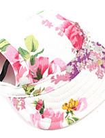 Chien Bandanas & Chapeaux Multicouleur Vêtements pour Chien Hiver / Printemps/Automne Fleur Décontracté / Quotidien
