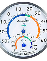 Virtue When Anymetre Stainless Steel Hygrometer Large Diameter Th702F / 2F Original Supply