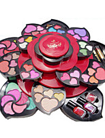 54 Eyeshadow Palette Dry Eyeshadow palette Powder Normal Daily Makeup