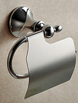 WC-Rollenhalter / Hochglanzpoliert / Wandmontage /5.5*3.5*7.1 inch /Messing /Modern /14cm 8.5cm 0.45
