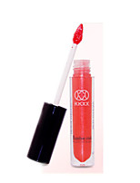 Lipstick Wet Cream Coloured gloss / Long Lasting Bright Red