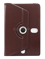 Universal For iPad PU Leather Case Stand 360 Degree Rotation Full Stand Cover for 7 8 9 10Inch tablets