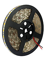 KWB 6.4foot 5050 300 Waterproof  72W 4800LM LED Strip Light For Stairs Living Room Hallways Windows Theaters Clubs etc