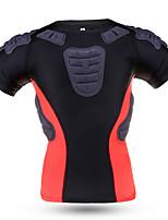 Suporte para Peito Equipamento de proteção Ski Respirável / Protecção Fitness / Ciclismo / bicicleta Náilon Preta Esporte