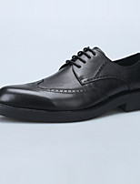 Men's Oxfords Spring / Summer / Fall / Winter Styles Cowhide / Leather Office & Career / Party & Evening / Casual