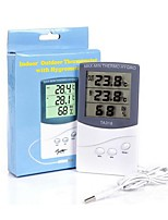 KTJ Проводной Others Indoor and outdoor electronic hygrometer Кот / Other
