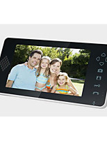 7 Inch HD Wireless  Intelligent Video Intercom  Doorbell