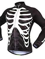 Sports Bike/Cycling Clothing Sets/Suits Unisex Long Sleeve Wearable / Comfortable / Thermal / Warm Terylene