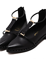 Women's Sandals Spring / Summer / Fall Sandals PU Casual Flat Heel Others Black / Brown Others