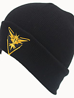 Unisex Beanie - Retro / Büro / Freizeit Strickware Herbst / Winter