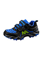 Unisex Athletic Shoes Spring / Fall Round Toe PU Casual / Athletic Flat Heel Others / Hook & Loop Blue Sneaker / Others