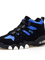 Men's Sneakers Spring / Fall Comfort Fabric Casual Flat Heel  Black / Blue / White / Royal Blue Sneaker