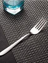 Thick Stainless Steel Fork Main Fork Light Quality Stainless Steel Handle Fork Fork Western Cutlery Factory Hotel