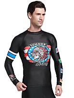 Sport Herrn Neoprenanzug / Bademode / Oberteile Taucheranzug UV-resistant / Schweißableitend / Sanft / Komfortabel / SonnenschutzDive