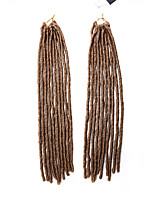 Senegal Twist Braids Haarverlängerungen 18Inch Kanekalon 24 Strands(Recommended Buy 5 Packs Full Head) Strand 90g Gramm Haar Borten