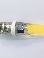 7 E14 Luces LED de Doble Pin T cob LED COB 400LM lm Blanco Cálido / Blanco Fresco Decorativa AC 100-240 V 1 pieza
