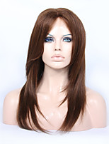8-12 inch Braizlian virgin remy human hair glueless /lace front layered yk straight wigs for African Americans