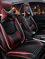производители сидений полный кожаный автомобиль 6D окружен четырьмя сезонами общем чехол для сиденья автомобиля сиденье автомобиля подушки