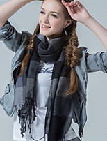 Alyzee Women Wool ScarfFashionable Jewelry-B5008
