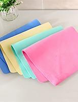 Serviette-Solide- en100 % Polyester-43*32cm (16