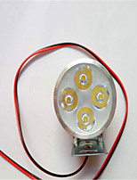 внешняя батарея фар автомобиля мотоцикл фары водить четыре шарика водонепроницаемый патч лампы
