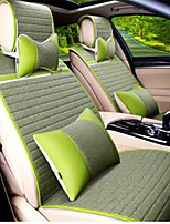 Purple Campanula Flax Car Seat Free Bundle