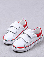 Boy's Sneakers Fall Flats Leather Outdoor / Casual Flat Heel Others Black / Green / Red Others