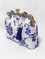 Для женщин Шёлк Для торжеств и мероприятий / На каждый день / Для праздника / вечеринки / Для свадьбы Вечерняя сумочка