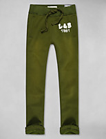 LOVEBANANA Men's Active Pants Green-38006