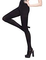 BONAS® Feminino Cor Única Médio Legging-S703