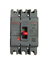 cdm3-63s / 3300 63a cdm3-250a rouge poignée foyer boîtier moulé intelligente disjoncteur