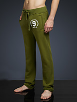 LOVEBANANA Men's Active Pants Green-38009