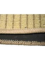 Flax Suede Car Mats Car Special Carpet Mats Environmentally Friendly Car Mats Four Seasons General