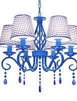 3W-30W Lámparas Araña ,  Moderno / Contemporáneo / Campestre Otros Característica for Cristal / Mini Estilo / Los diseñadores / Estilo de