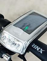 Велосипедные фары / велосипед свечения лампы / огни безопасности LED LED Велоспорт Перезаряжаемый / Компактный размер / Антипробуксовочная